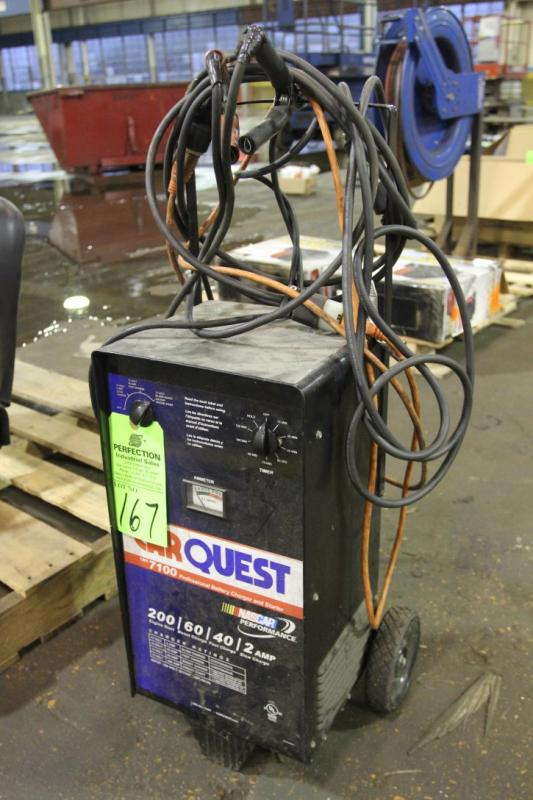 Car Quest Cbc7100 Professional Battery Charger Price Estimate Us