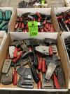 Lot of Assorted Stamp Punch Handles (Location: LL12)
