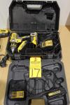 Dewalt DCD790 Cordless Hammer Drill w/ 20V Spare Battery and Charger