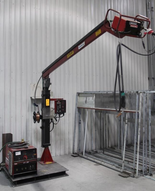 lincoln cv 305 tig welder s n u1080707671 w lincoln ln 10 wire