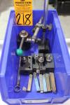 DTM TP65A Wedge Style Tool Post w/ Quick Change Tool Holders, Bits, and Magnetic Base