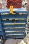 Ball Bearing Tool Cabinet w/ Large Assortment of Turret Punch Tooling