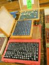 Lot of (3) Boxes of Pin Gauges