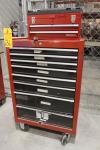 Westward Rolling Tool Box w/ Hand Carry Tool Box