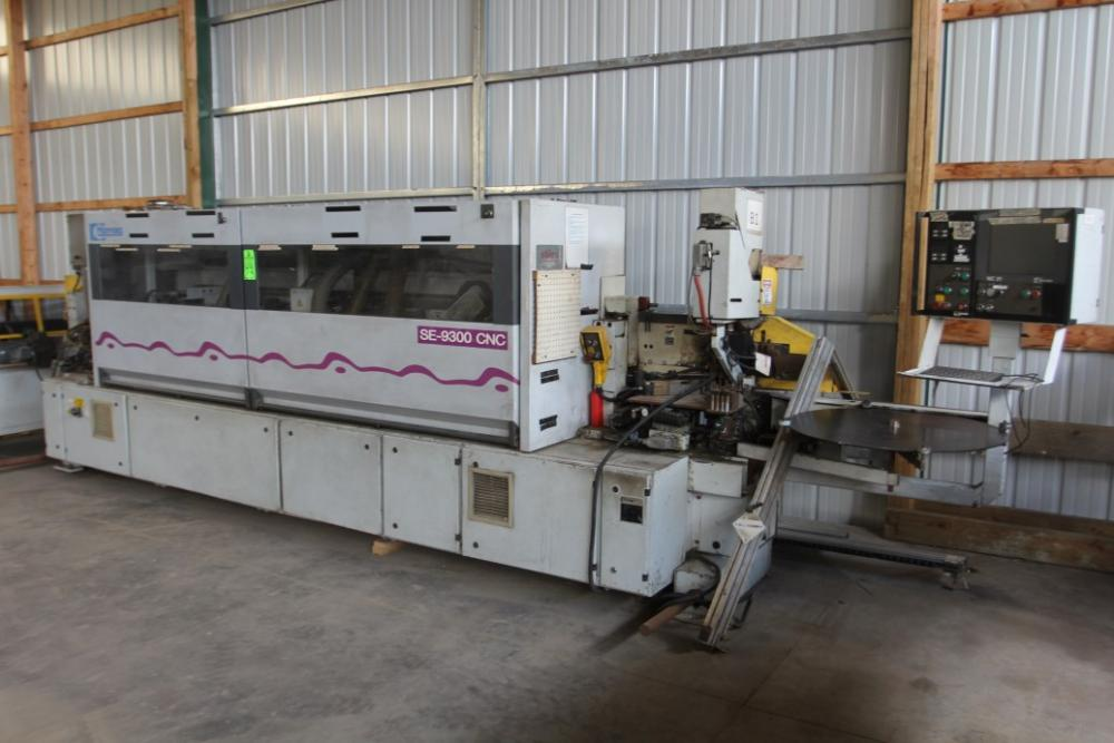 Homag KL 75/A3 Single Edge Banding Machine, S/N  0-200-08