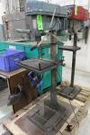 Enco 126-2240 12-Speed Drill Press, S/N. 01101; (Location: Morgan Building)
