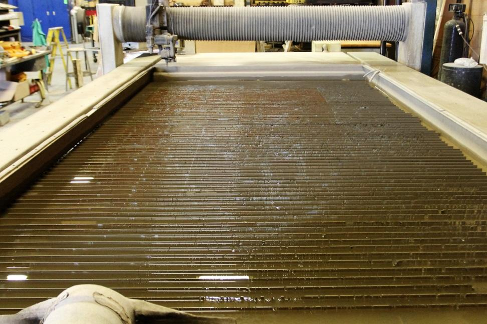 REMOVED FROM SALE* 2007 Omax 80160 Bridge Type CNC Waterjet