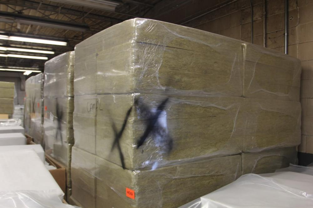 Huge Lot Of Owens Corning Thermafiber Industrial Board Insulation Including 21 88 X 34 00 Sheets Price Estimate Us Us