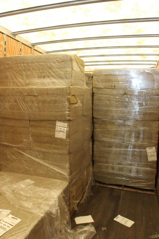 Huge Lot Of Owens Corning Thermafiber Industrial Board Insulation Including 4 5 X 24 X 48 And 3 X 72 X 60 Sheets Price Estimate Us Us