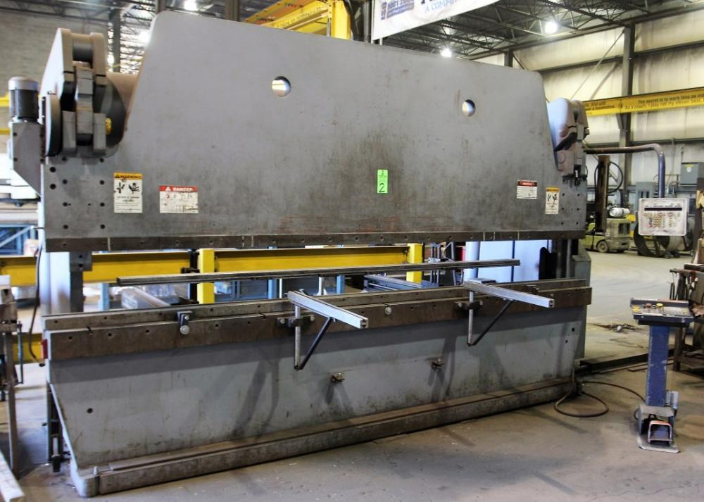 2001 Accurpress 725014 250 Ton CNC Press Brake, s/n  6703