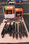 (2) Pallets of Cleco Tool Control TME 100 Series w/ Cleco Torque Tools (Location: Cat Aurora)