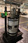 55 Gal Graco Pneumatic Grease Dispenser  (Location: Cat Aurora)