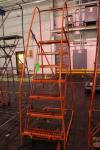 7- Step Cotterman Safety Ladder  (Location: Cat Aurora)