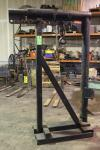 Forklift Boom Attachment, Approx 10,000 LB Capacity, 12' Max Height x 6' Arm
