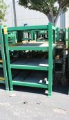 Lot of (4) Die / Mold Racks