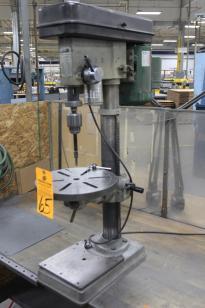 MSC 951210 Heavy Duty Bench Top Drill Press, s/n 230122
