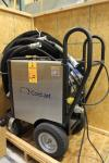 2011 Cold Jet Aero 40 Dry Ice Blasting System, s/n 2A0179-G1-C-1178, (NEW in 2011- Never Used), 40 Lb Hopper Size, 0-4.5 lbs/min, 140 PSI Max. Blast Pressure