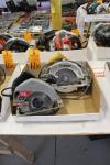 "Lot of (2) 7 1/4"" Circular Saws Including Dewalt DW368 and Skilsaw 54HD (This Lot is Located in Louisiana, MO)"