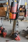 Hilti DD 350-CA HiDrive Core Drill w/ DD AF-CA Cut Assist (This Lot is Located in Louisiana, MO)