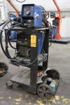 Miller XMT 304 CC/CV DC Inverter Arc Welder, s/n LC373197, w/ 70 Series 24V Wire Feeder, s/n MD330450U